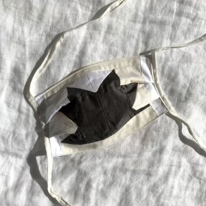Máscara SUA – Leaf – Preta