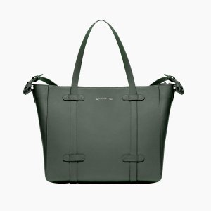 Bolsa de couro Martha - Green