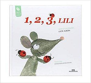 1, 2, 3, Lili - Capa dura