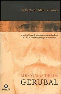 Memórias De Um Gerubal Roberto Souza