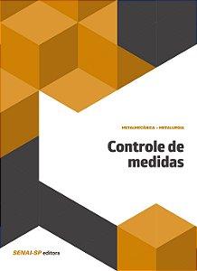 Controle de Medidas [Paperback] Vários Autores