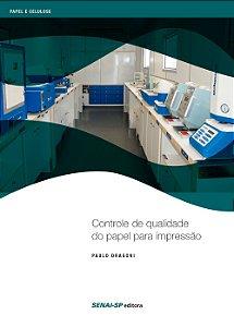 Controle de qualidade do papel para impressão