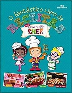 Fantástico Livro De Receitas Dos Pequenos Chefs, O - Acompanha Avental