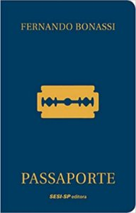 Passaporte Livro de bolso