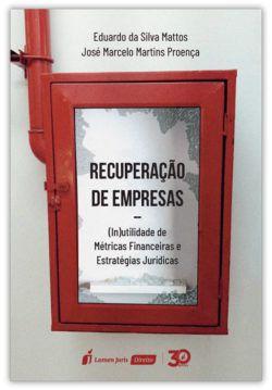 Recuperação De Empresas – 2019 [Paperback] Eduardo Da Silva Mattos and josé Marcelo Martins Proença