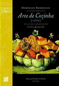 Arte de Cozinha [Hardcover] Rodrigues, Domingos