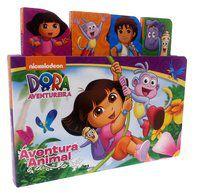 Dora, a Aventureira Aventura Animal