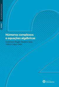 Números complexos e equações algébricas