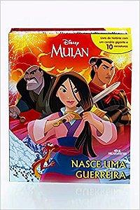 Mulan Nasce uma Guerreira