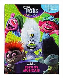 Trolls 2 Estilos Musicais: Trolls World Tour