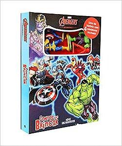 Avengers: Contos Para Brincar
