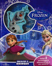 Frozen-Encaixe e Brinque