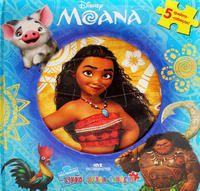 Moana-Meu Primeiro Livro Quebra-cabeças