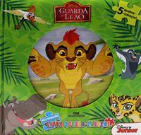 A Guarda do Leão-Meu Primeiro Livro Quebra-cabeças