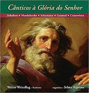 Cânticos à glória do Senhor (Português) Capa dura