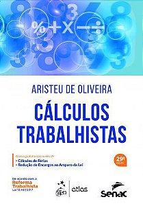 Cálculos Trabalhistas 29 edição