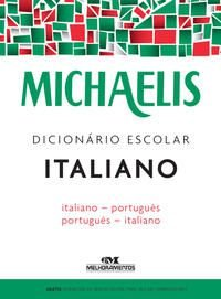 Michaelis dicionário escolar italiano