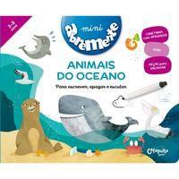 Abremente Mini: Animais do Oceano