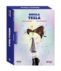 Montando Biografias: Nikola Tesla