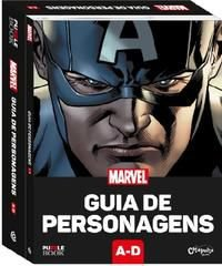 Marvel: Guia de Personagens A-D
