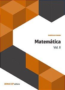 Matemática - Volume II