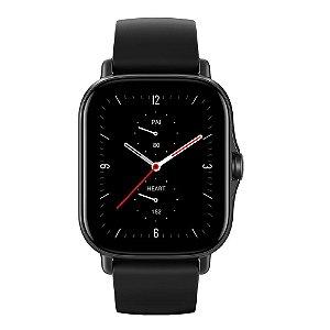 Smartwatch Amazfit GTS 2e A2021 C/ GPS Obsidian Preto