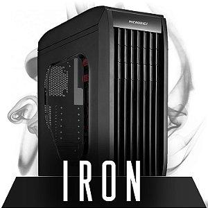 PC Gamer IRON Intel® Core™ i5 4440 3.1GHZ, 8Gb RAM HyperX, Geforce GTX 1060 6GB, HD 1TB, Gabinete Gamer Microdigi F11