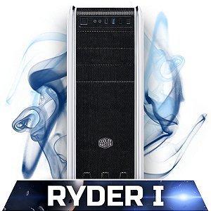 Computador Gamer RYDER I | I7 7700 + GTX 1060 3GB | 16GB RAM HyperX DDR4, HD 1TB, 500w, COOLER MASTER CM 590 II WHITE