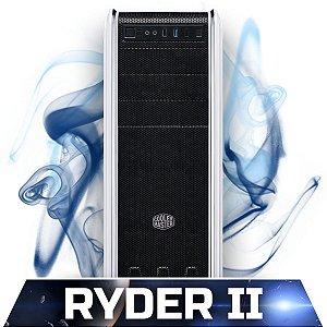 Computador Gamer RYDER II | I7 7700 + GTX 1060 6GB | 16GB RAM HyperX DDR4, HD 1TB, 500w, COOLER MASTER CM 590 II WHITE