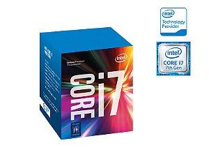 Processador Core I7 Lga 1151 Intel I7-7700 3.60Ghz 8Mb Cache Graf Hd Kabylake 7Ger BX80677I77700