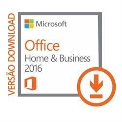 Office Home & Business 2016 p/ PC - DOWNLOAD - T5D-02324