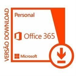 Office 365 Personal p/ PC ou MAC - DOWNLOAD - QQ2-00008