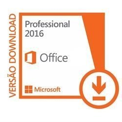 Office Professional 2016 p/ PC - DOWNLOAD - 269-16804