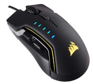Mouse Gamer Corsair Glaive Optico 16000Dpi RGB Aluminio CH-9302111-NA