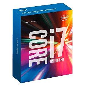 Processador Core I7 Lga 1151 Intel I7-7700K 4.20Ghz 8Mb Cache Kabylake 7Ger S/Cooler BX80677I77700K