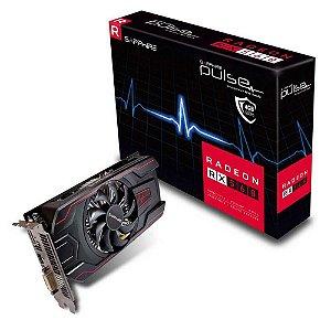 Placa de Vídeo Sapphire Radeon Rx 560 4Gb Pulse DDR5 128Bits 11267-00-20G