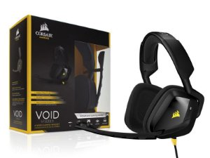 Headset Corsair Gaming VOID 2.0 Stereo Preto CA-9011131-NA