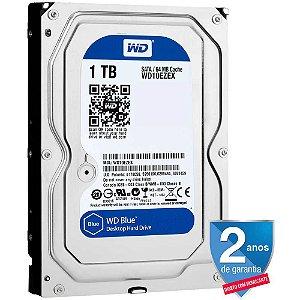 HDD WD p desktop Blue 1 Tb  WD10Ezex Nacional