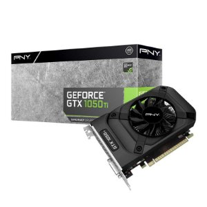 Placa de Vídeo PNY GeForce GTX 1050Ti 4GB VCGGTX1050T4PB