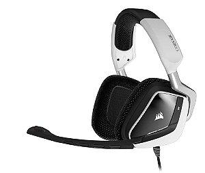 Headset Corsair Gaming Void RGB 7.1 Usb Branco CA-9011139-NA