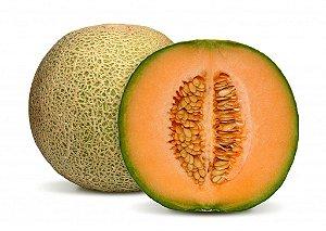 Melão Cantaloupe Orgânico - Aproximadamente 1kg