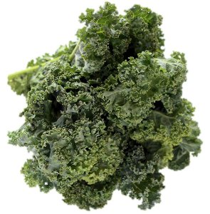Couve Crespa (Kale) Verde Orgânica - Maço