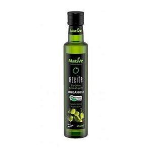 Azeite de Oliva Extra Virgem 250ml - Orgânico