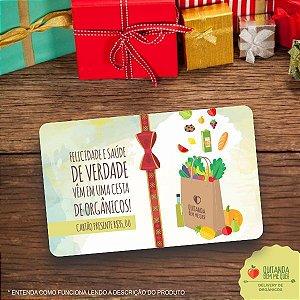 Cartão Presente - R$35,00