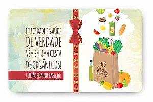 Cartão Presente de Natal - R$50,00