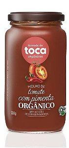 Molho de Tomate com Pimenta 330g - Orgânico