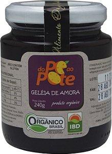 Geléia de Amora 240g - Orgânica