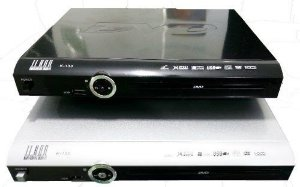 Dvd Player Usb Karaokê Ilkon-k133