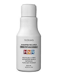 For Beauty HNR - Shampoo Recarga Multifuncional 300ml