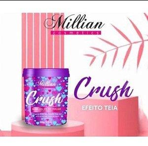 Hidratação e nutrição Crush brilho intenso 500g Millian Cosmeticos